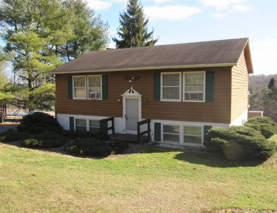 one acre two bedroom home for sale in honey brook pa